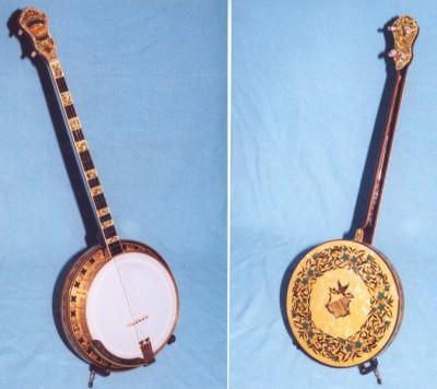 Epiphone banjo dating