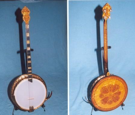 Michael Shames Banjo Collection